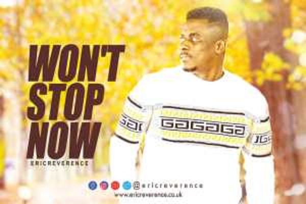 Eric Reverence – Wont Stop Now