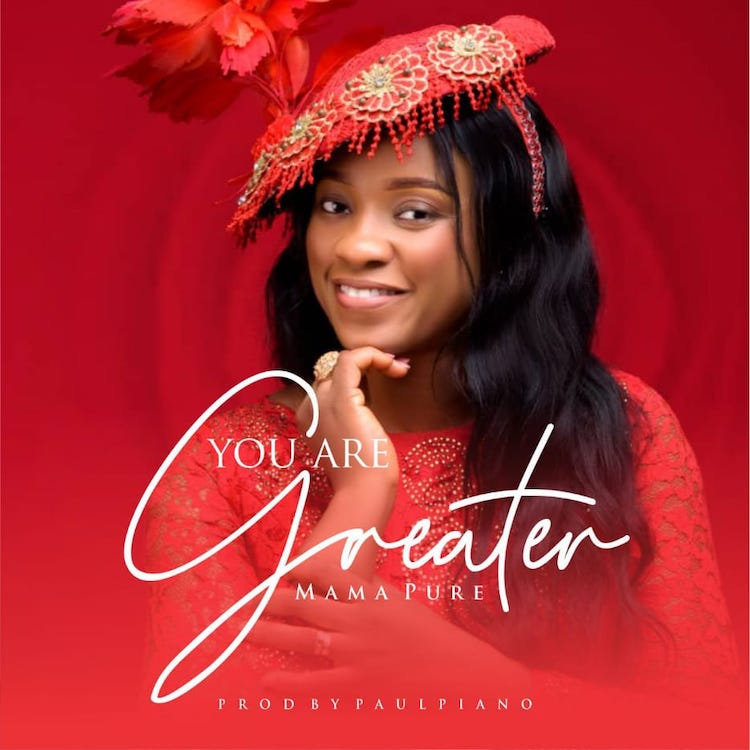 Mama Pure - You Are Greater
