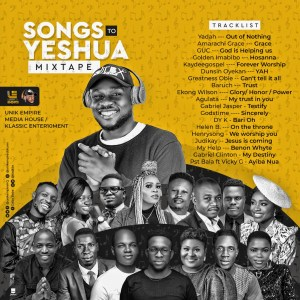 DJTbx – Songs To Yeshua
