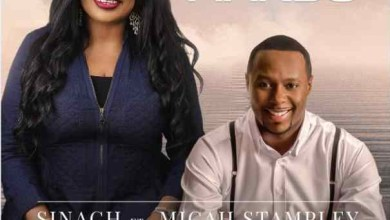 Sinach – With My Hands ft Micah Stampley