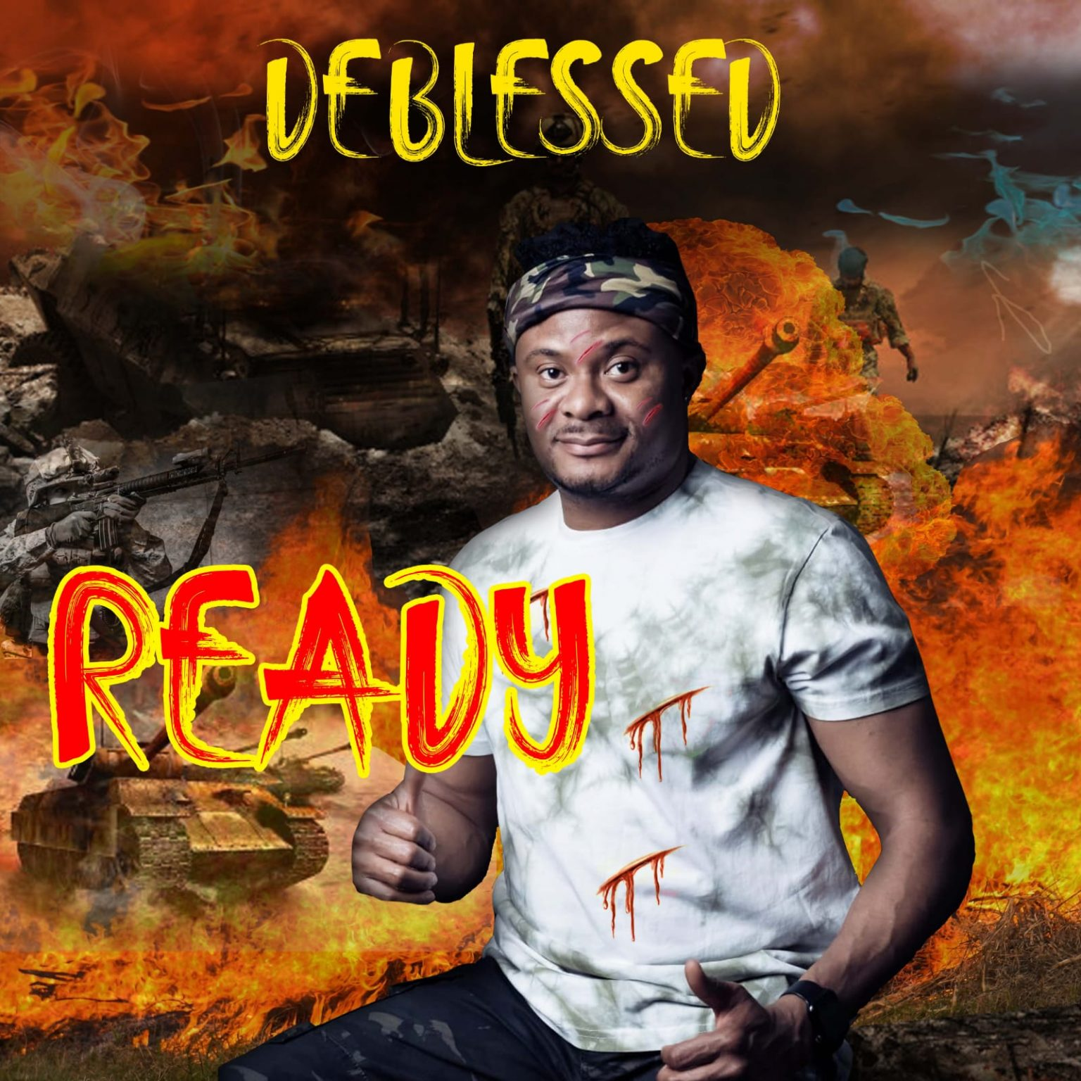 Deblessed – Ready