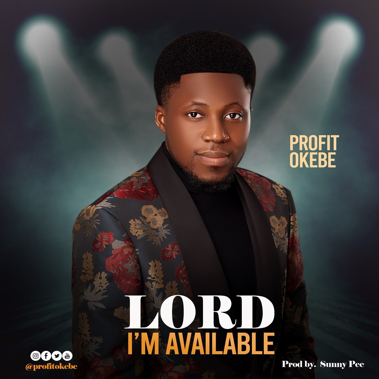 Profit Okebe – Lord I'm Available