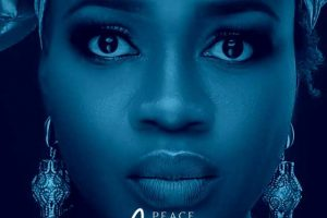 """A Nigerian gospel music singer and songwriter, Asari Otu-Adeoye pupolarly known as Jazzsari deliversa brand new song and video titled""""Peace Anthem.""""The Lady of gospel and inspirational music, comes with a message of hope in Christ, as she lends her voice in support of global peace and unity."""