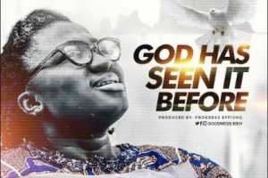 Goodness Ibeh Serves God Has Seen It Before | @goodness_ibeh