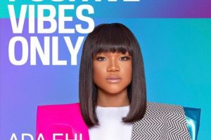 """Ada Ehi In Latest Episode Of GRAMMY.com's """"Positive Vibes Only"""" Series 