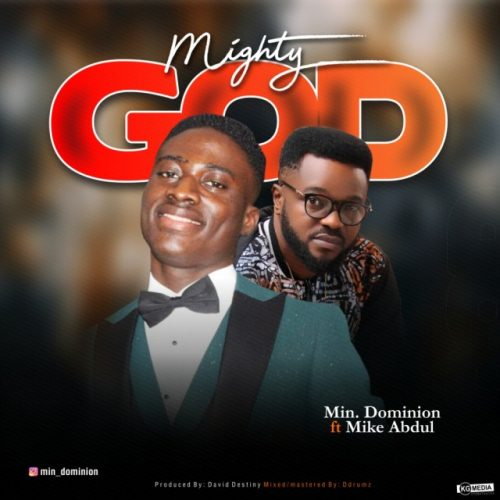 """Minister Dominion Serves """"Mighty God"""" Feat. Mike Abdul  @minister_dominion"""